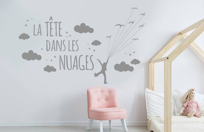 Stickers De Decoration Pour Enfant Et Bebe Stickone