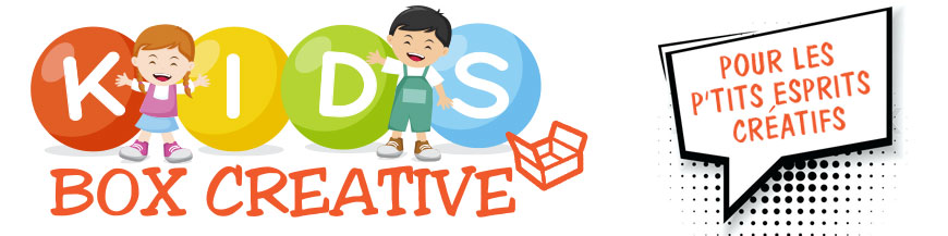 box créative pour enfant