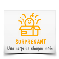 box surprise pour enfant