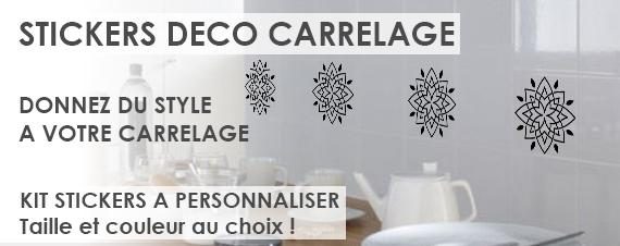 stickers décoration carrelages cuisine et salle de bain