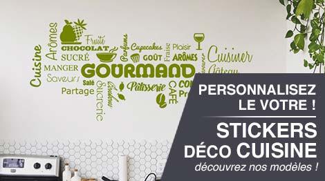 stickers décoration cuisine